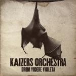 Albumcover: Drøm videre Violeta